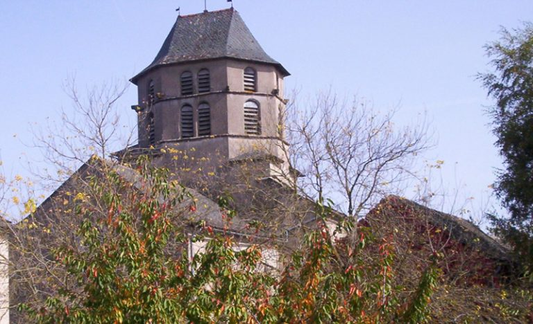 Eglise de Camboulazet
