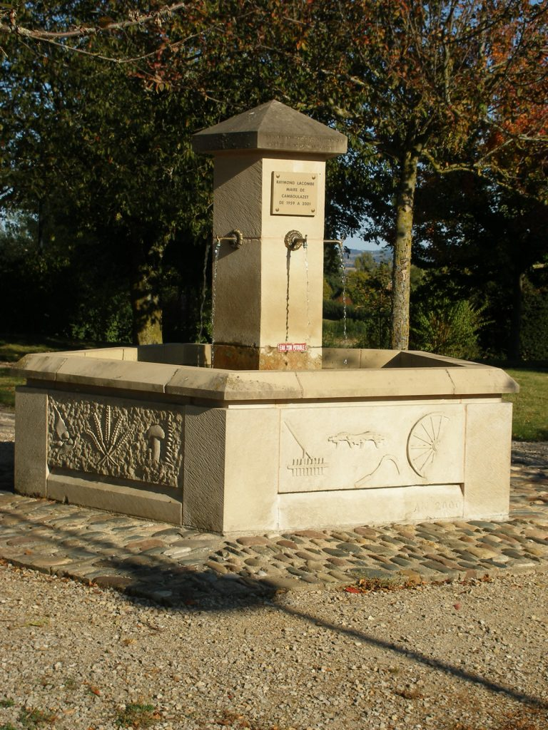 Fontaine de l'an 2000