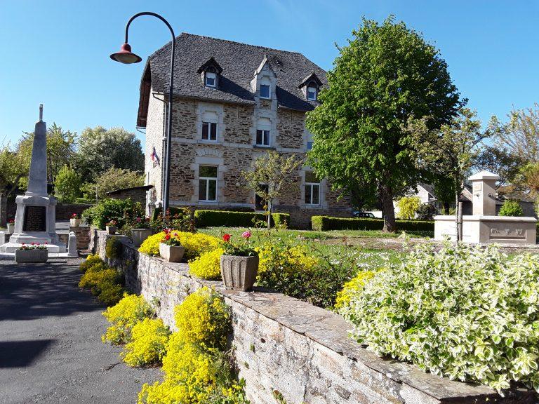 Mairie de Camboulazet