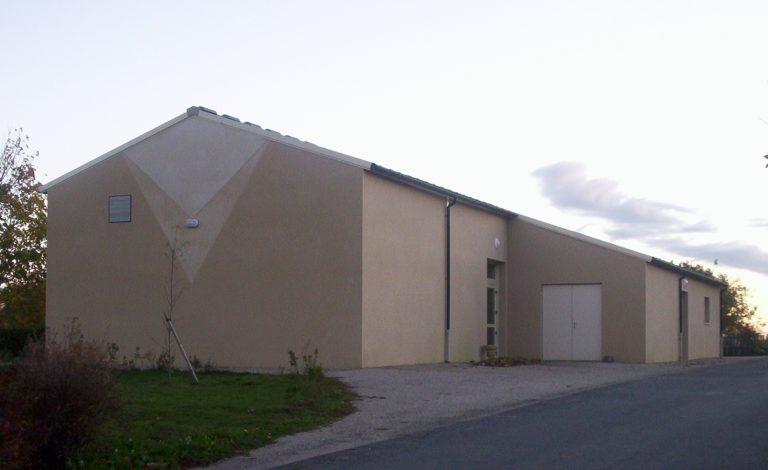 Salle des fêtes de Noyès